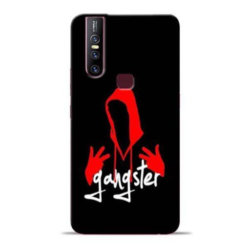 Gangster Hand Signs Vivo V15 Mobile Cover
