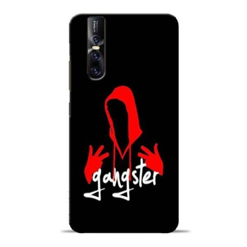 Gangster Hand Signs Vivo V15 Pro Mobile Cover