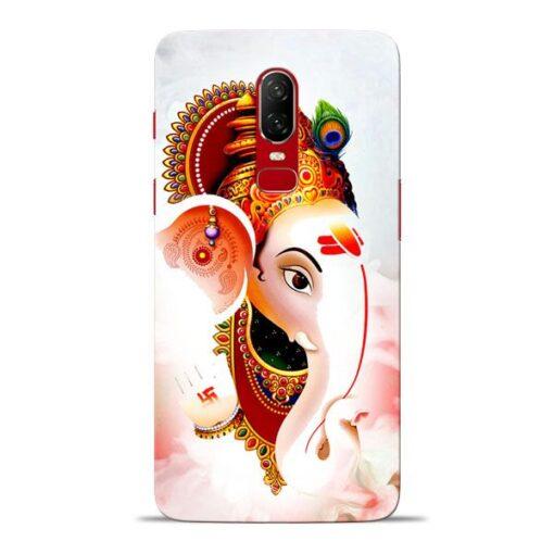 Ganpati Ji Oneplus 6 Mobile Cover