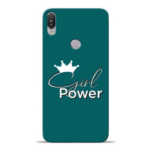 Girl Power Asus Zenfone Max Pro M1 Mobile Cover