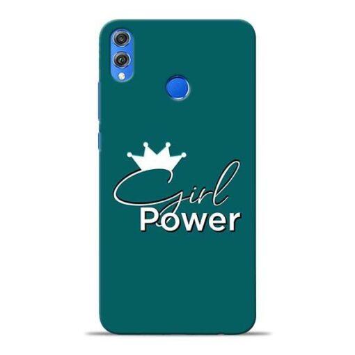 Girl Power Honor 8X Mobile Cover