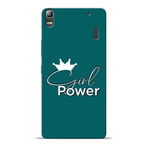 Girl Power Lenovo K3 Note Mobile Cover