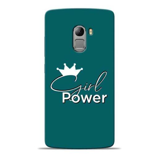 Girl Power Lenovo K4 Note Mobile Cover
