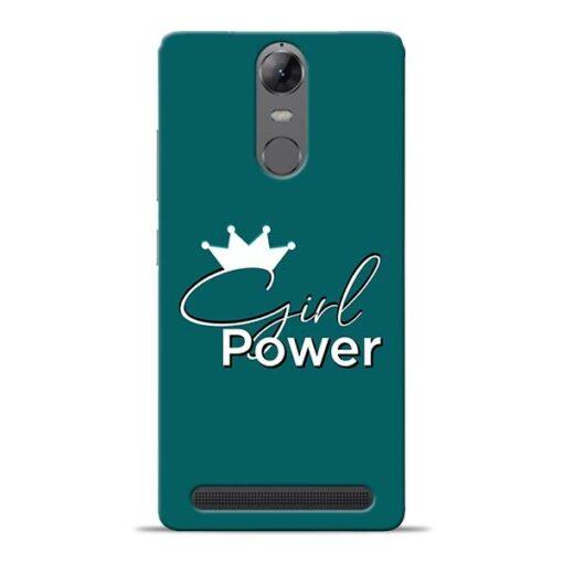 Girl Power Lenovo K5 Note Mobile Cover