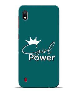 Girl Power Samsung A10 Mobile Cover