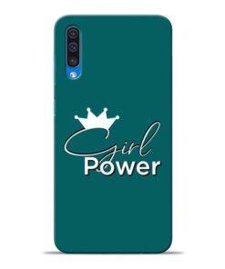 Girl Power Samsung A50 Mobile Cover
