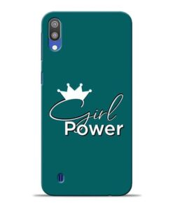 Girl Power Samsung M10 Mobile Cover