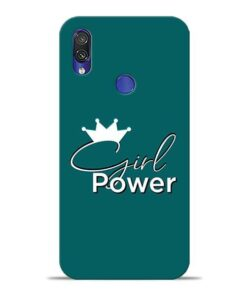 Girl Power Xiaomi Redmi Note 7 Mobile Cover