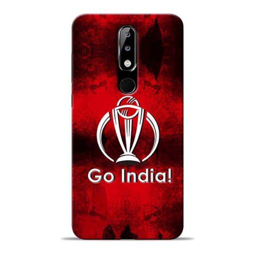 Go India Nokia 5.1 Plus Mobile Cover