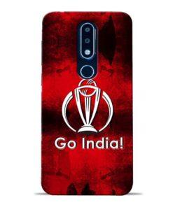 Go India Nokia 6.1 Plus Mobile Cover