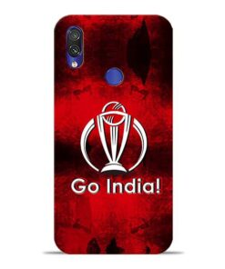 Go India Xiaomi Redmi Note 7 Mobile Cover