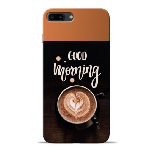 Good Morning Apple iPhone 7 Plus Mobile Cover