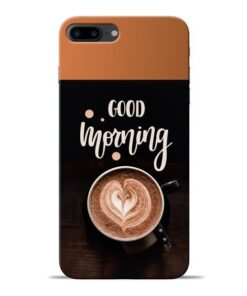 Good Morning Apple iPhone 8 Plus Mobile Cover