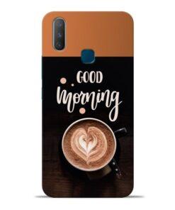 Good Morning Vivo Y17 Mobile Cover