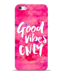 Good Vibes Apple iPhone 5s Mobile Cover