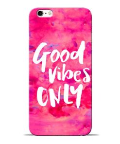 Good Vibes Apple iPhone 6s Mobile Cover