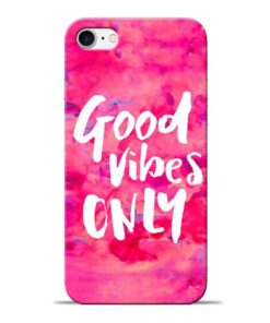 Good Vibes Apple iPhone 8 Mobile Cover