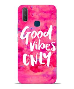 Good Vibes Vivo Y17 Mobile Cover