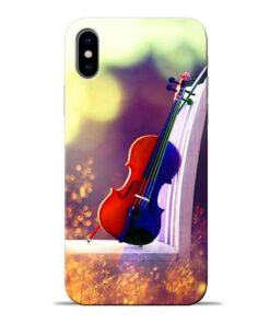 Guitar Apple iPhone X Mobile Cover