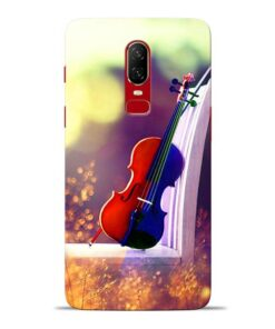 Guitar Oneplus 6 Mobile Cover
