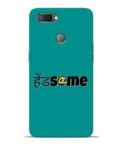 Handsome Smile Oppo Realme U1 Mobile Cover