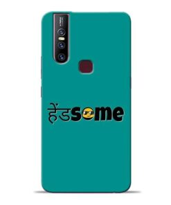 Handsome Smile Vivo V15 Mobile Cover