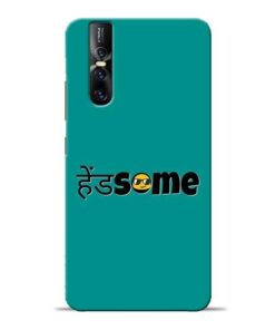 Handsome Smile Vivo V15 Pro Mobile Cover