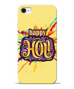 Happy Holi Apple iPhone 8 Mobile Cover