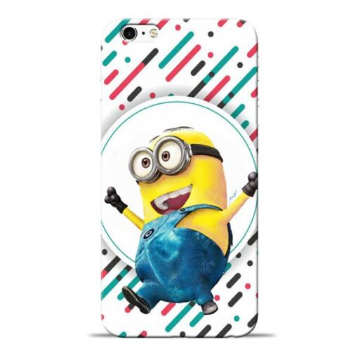 Happy Minion Apple iPhone 6 Mobile Cover