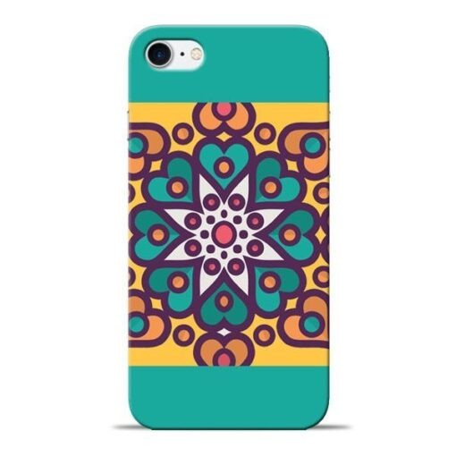 Happy Pongal Apple iPhone 8 Mobile Cover