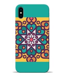 Happy Pongal Apple iPhone X Mobile Cover