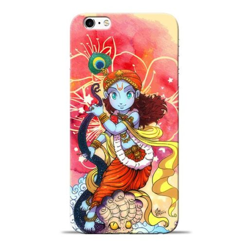 Hare Krishna Apple iPhone 6 Mobile Cover