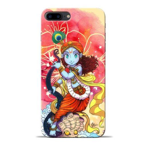 Hare Krishna Apple iPhone 8 Plus Mobile Cover