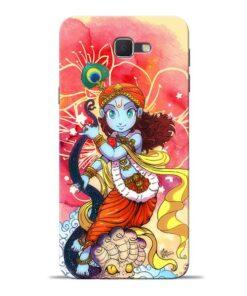 Hare Krishna Samsung J7 Prime Mobile Cover