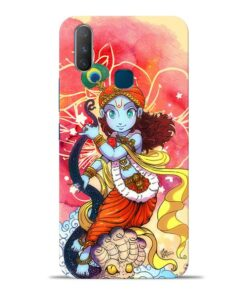 Hare Krishna Vivo Y17 Mobile Cover