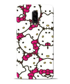 Hello Kitty Oneplus 6T Mobile Cover