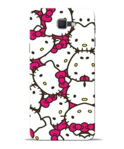 Hello Kitty Samsung J7 Prime Mobile Cover