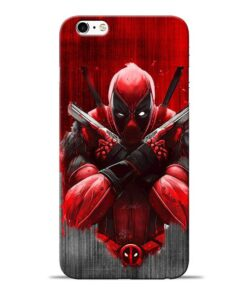 Hero Deadpool Apple iPhone 6 Mobile Cover