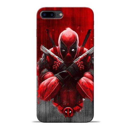 Hero Deadpool Apple iPhone 7 Plus Mobile Cover