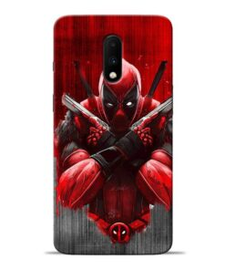 Hero Deadpool Oneplus 7 Mobile Cover