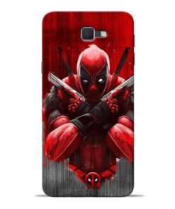Hero Deadpool Samsung J7 Prime Mobile Cover