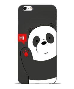 Hi Panda Apple iPhone 6 Mobile Cover