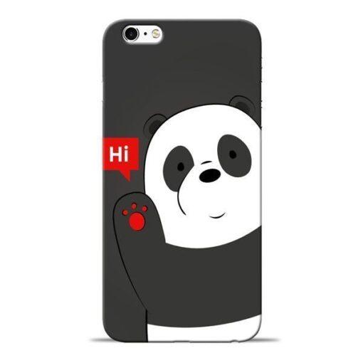 Hi Panda Apple iPhone 6s Mobile Cover