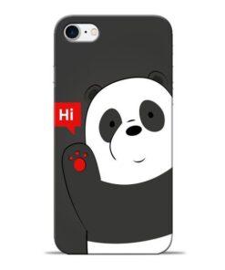 Hi Panda Apple iPhone 8 Mobile Cover
