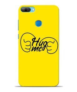 Hug Me Hand Honor 9N Mobile Cover