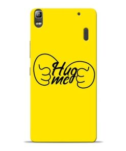 Hug Me Hand Lenovo K3 Note Mobile Cover