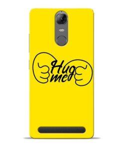 Hug Me Hand Lenovo K5 Note Mobile Cover