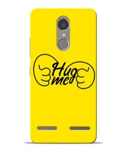 Hug Me Hand Lenovo K6 Power Mobile Cover