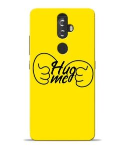 Hug Me Hand Lenovo K8 Plus Mobile Cover