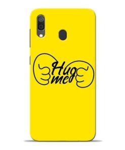 Hug Me Hand Samsung A30 Mobile Cover